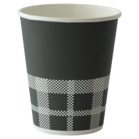 DUNI IZZA COFFEE CUP 240ML - PACK OF 40
