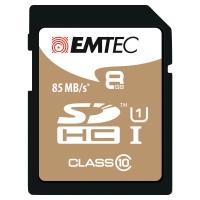 EMTEC GOLD SDHC MEMORY CARD 150X 8GB
