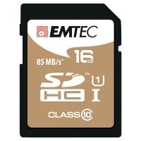 EMTEC GOLD SDHC MEMORY CARD 150X 16GB