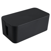 CEP 23410 CABLE TIDY BOX BLACK