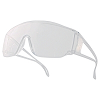 SINGLE LENS SAFETY SPECTACLES CLEAR LENS