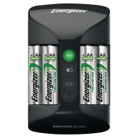 ENERGIZER 639838 PRO CHARGER+4AA 2000MA