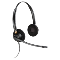 PLANTRONICS BINAURAL PHONE HEADSET ENCOREPRO HW520