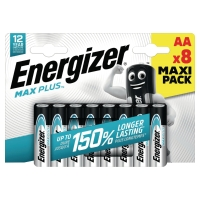 PK8 ENERGIZER ALKALINE ECO ADVANCED  AA