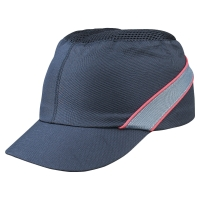 DELTAPLUS AIR COLTAN PROTECTION CAP BLACK