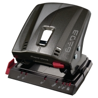 MAPED 6303 ADVANCED 2-HOLE PUNCH 35SHT D/GREY