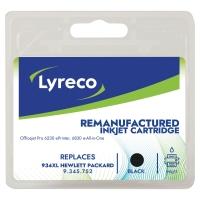 LYRECO COMP I/JET CART HP C2P23A BLK