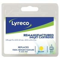 LYRECO COMP I/JET CART HP C2P26A YLLW