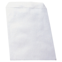LYRECO WHITE C4 PEEL AND SEAL PLAIN ENVELOPES 90GSM - BOX OF 250
