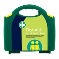 FIRST AID KIT MEDIUM SIZE FOR 11-20 EMPLOYEES
