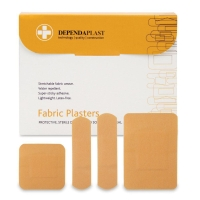 PLASTERS FABRIC (PACK OF 100)