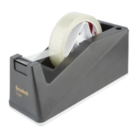 SCOTCH TABLE TOP STICKY TAPE DISPENSER FOR 19/25MM X 66M TAPES (NOT INCLUDED)