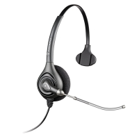 PLANTRONICS SUPRAPLUS HEADSET WITH VOICE TUBE
