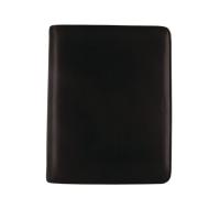 FILOFAX METROPOL ZIP A5 ORGANISER - BLACK
