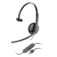 PLANTRONICS BLACKWIRE 310 MONOAURAL HEADSET