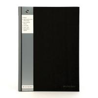 PUKKA CASEBOUND BOOK A4 BLACK