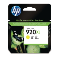 HP 920XL High Yield Yellow Original Ink Cartridge (CD974AE)