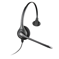 PLANTRONICS SUPRAPLUS HW251N MONAURAL HEADSET WITH NOISE CANCELLING