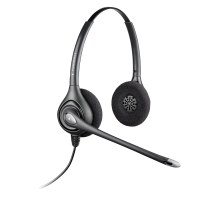 PLANTRONICS SUPRAPLUS HW261N BINAURAL HEADSET WITH NOISE CANCELLING