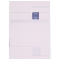 SAGE COMPATIBLE INVOICE FORMS A4 LASER 1 PART - BOX OF 500