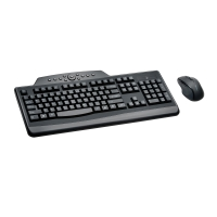 KENSINGTON PROFIT DESKTOP SET WIRELESS