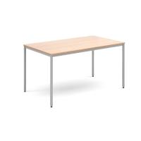 STACKABLE MULTIPURPOSE TABLE 1400MM BEECH