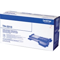 BROTHER TN2010 TONER CARTRIDGE - BLACK