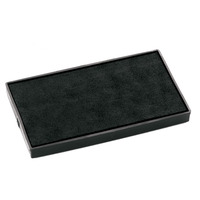 COLOP SELF-INKING REFILL PAD P60 BLACK - BOX OF 2