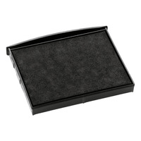 COLOP SELF-INKING REFILL PAD 2600 BLACK - BOX OF 2