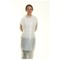 DISPOSABLE APRON - BOX OF 100