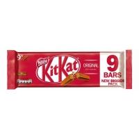 KIT KAT CHOCOLATE BAR 2 FINGER - PACK OF 8