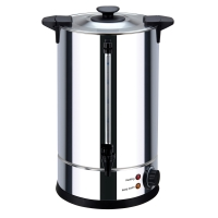 IGENIX STAINLESS STEEL CATERING URN 8 LITRE CAPACITY
