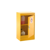 HAZARDOUS SUBSTANCE STORAGE CUPBOARD 770H x 450W x 300D