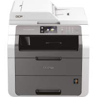 BROTHER DCP9020CDW ALL-IN-ONE COLOUR PRINTER WITH 2-SIDED PRINT AND WI-FI