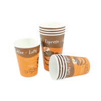 CATERPACK HOT CUPS 240ML - PACK OF 50