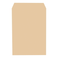 LYRECO MANILLA C5 PEEL & SEAL PLAIN ENVELOPES 115GSM - BOX OF 500