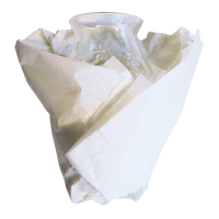 ACID FREE WHITE 450 X 700MM TISSUE PAPER 17GSM - PACK OF 480 SHEETS