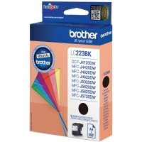 BROTHER LC223BK INKJET CART BLACK