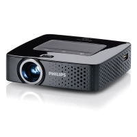 PHILIPS PPX3614 MINI VIDEOPROJECTOR