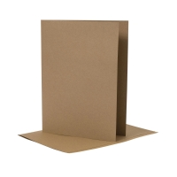 LYRECO BUFF A4 SQUARE CUT FOLDERS LIGHT WEIGHT 170GSM - PACK OF 100