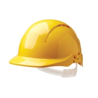 CENTURION S09F CONCEPT SAFETY HELMET YELLOW