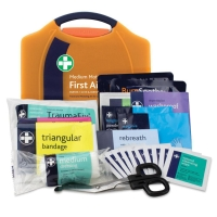MEDIUM VEHICLE FIRST AID KIT BS8559-2
