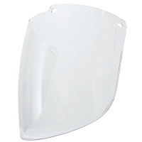 HONEYWELL 1031744 TURBOSHIELD VISOR CLEAR