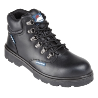 HIMALAYAN 5220 SAFETY SHOES BLACK SIZE 8