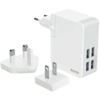 LEITZ COMPLETE 6219 TRAVEL USB CHARGER 24W