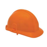 CENTURION 1125 CLASSIC FULL PEAK SAFETY HELMET ORANGE