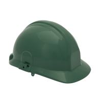 CENTURION 1125 CLASSIC FULL PEAK SAFETY HELMET GREEN