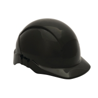 CENTURION S09A CONCEPT FULL PEAK VENTED SAFETY HELMET BLACK