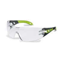 UVEX 9192.720 PHEOS SMALL SAFETY SPECTACLES CLEAR LENS