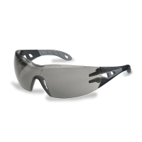 UVEX 9192.786 PHEOS SMALL SAFETY SPECTACLES  GREY LENS